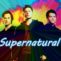 Day 4 - Your favorite show ever  Supernatural