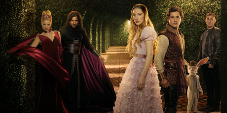 [i]Day 01[/i]- A show that should have never been canceled  [i][b]Once Upon a Time in Wonderland[/b