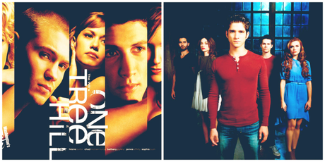[i]Day 08 - A show everyone should watch[/i]  [b]One Tree Hill and Teen Wolf [/b]  -  watch this TV