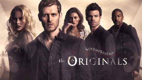 Day 02 - A show that you wish more people were watching  The Originals