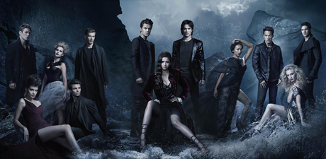 [i]Day 05[/i] - A show you hate  [i][b]The Vampire Diaries[/b][/i] (Seasons 4 and 5 were rough, alt