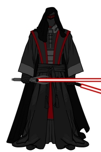 Name: Sion Res Species: Sith Gender: Male Place of Birth: Coruscant Class: Sith Inquisitor Stat