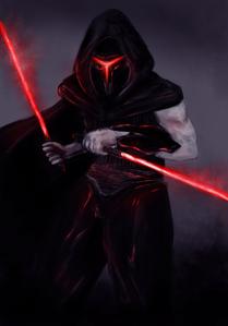 Name: Polymus Ren Real Name: Zade Kinju Race: Anzati Sith Origin: Knights of Ren Era: First Order