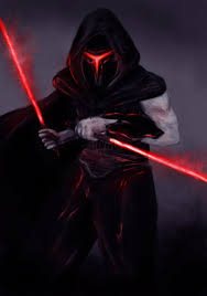 Name: Darth Renegade  Gender: Male  Species: Malformed Human  Age: 29   Place Of Birth: Corus