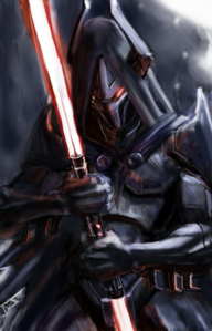 Name: Darth Sola  Species: Human Gender: Male Place of birth: tatooine  Status: Dead Class: Sith