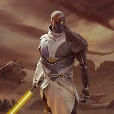 Name: zindro calvil  Race:mandolorian  Era:clone wars Profession:Jedi  Background: zindro was onl