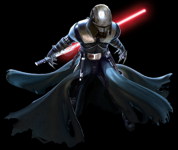 Name: Darth Alexjis Species: Mechanical Human Gender: Male Place of Birth: Garos (IV) Class: Sith