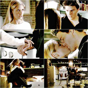 dia 30: Your favorito pairing forever and ever and ever - Buffy and angel