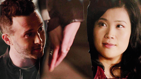 dia 1: What is your current favorito ship? <i>Toby & Happy [Scorpion]</i>