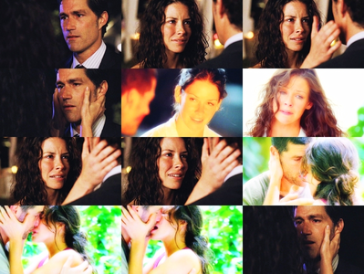 dia 26: A pairing that you hated and ended up loving - Jack and Kate (Lost )
