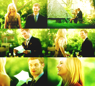 dia 27: A pairing that you loved and ended up hating - Klaroline (Vampire Diaries ) bcoz the origina