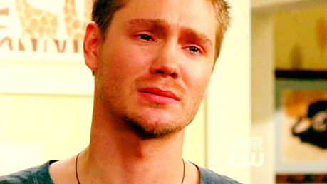 "dia 28 – Best atuação performance from Chad Michael Murray 6 x17- ""You and Me and the Bottle Make"