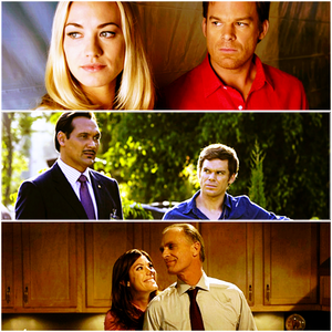 Day 22 — Favorite Dexter relationship