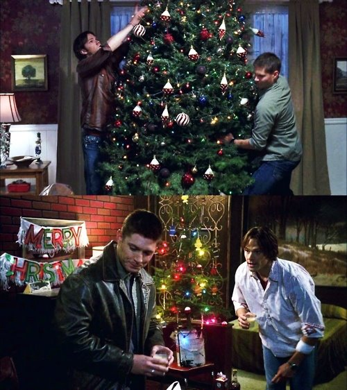 Supernatural Christmas Episodes.Spn 30 Day Challenge Supernatural Fanpop Page 4