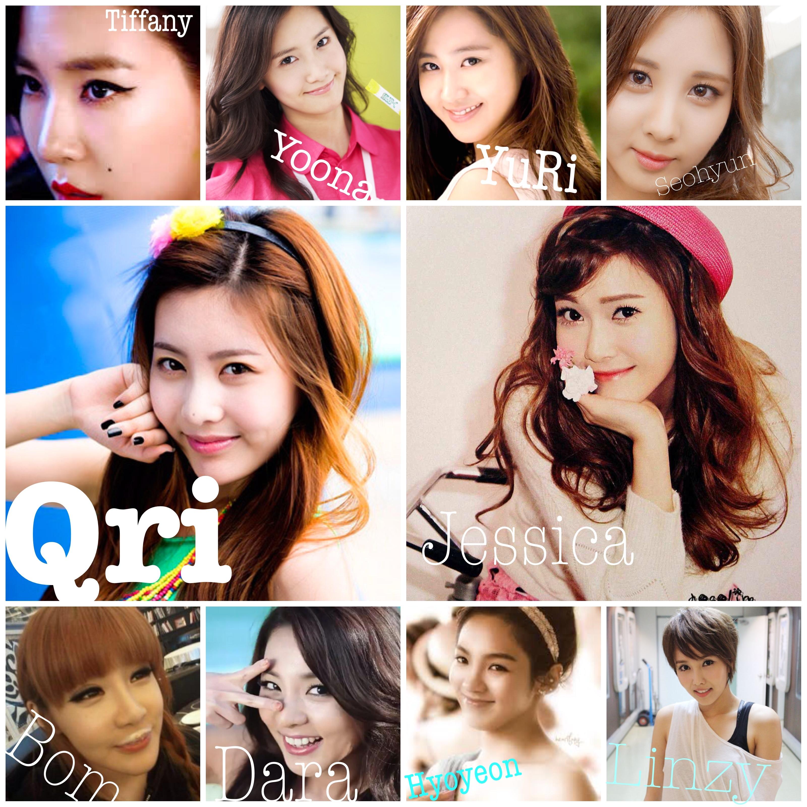 Kpop Girl Group Names