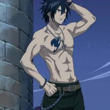 Gray Fulbuster X3 (Fairy Tail)