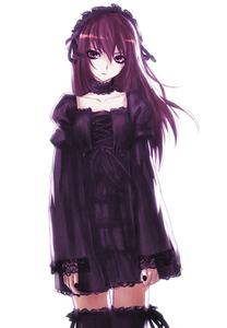"""Name: Pandora Phantomhive Age: 14 Hair: Auburn Height: 5'7"""" Weight: does it really matter?"""