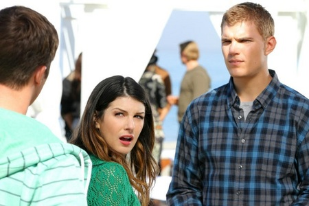 """Check out the first still of the the """"What If"""" episode!  Chris Zylka is coming back to play Jason ("""