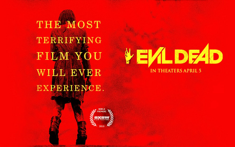 1. प्रिय horror movie remake. [b]Evil Dead (2013)[/b]