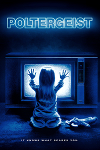 3. A horror movie that scared आप as a child...Poltergeist(from 1982)...I did see it but I never wann