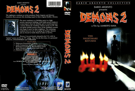 3. A horror movie that scared आप as a child. After lots of Searching found the Name. [b]Demons 2
