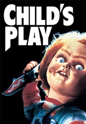 4. Least प्रिय slasher film...Childs Play (all of them)