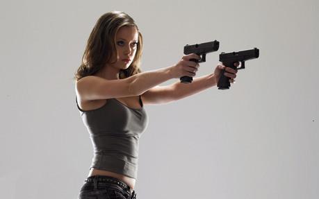 Summer Glau (Terminator)
