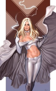 @kaboom Yea Inner Moka is pretty. 아니메 version of her is very strong and sexy as well. Emma Frost