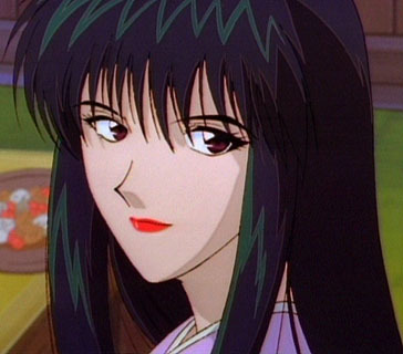 Megumi Takani from Rurouni Kenshin.