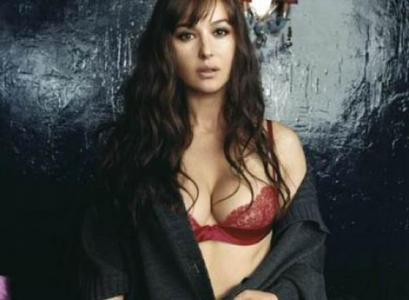 Haven't updated this forum. I guess I better do so. Monica Bellucci