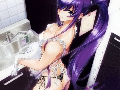 It's pretty much likely that somebody already đã đăng a picture of Saeko (Highschool of the Dead) But
