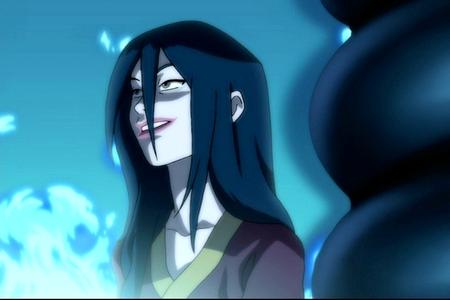As for cartoons/anime Azula of course