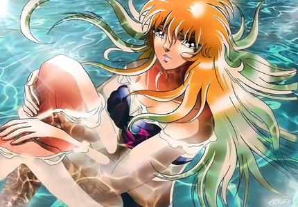Mermaid Thetis (Saint Seiya)