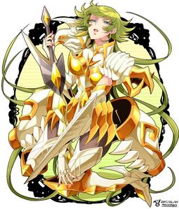 Galia (Saint Seiya Omega)
