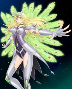 Peacock Pavlin (Saint Seiya Omega)
