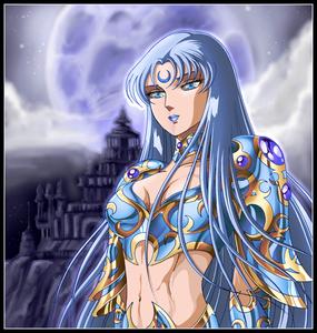 Artemis (Saint Seiya: selanjutnya Dimension)