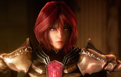 Scorpio Milo (Saint Seiya: Legend of Sanctuary)