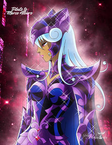 Rhea (Saint Seiya Episode G)