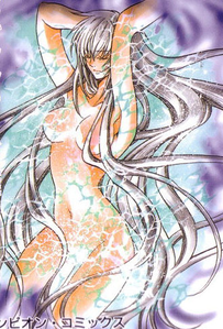 Serafina (Saint Seiya: The lost Canvas)