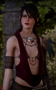 Morrigan: Dragon Age's games I'm straight, but I think this woman so sexy and hot