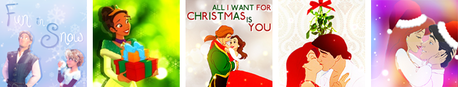 <b>DP ~ the Enchanted Christmas icon contest 2014 - WINNERS -</b>