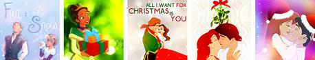 <b>DP ~ the Enchanted Christmas icon contest 2014 - WINNERS -</b><br /> <br /> ☆ ~ Round 1: Snowf