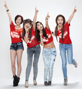"1484.""TBH, these four ladies(Brown Eyed Girls) are more unique and orignal than 2NE1 will ever be. Th"