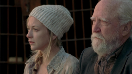 [u][i][b]Day Four.[/i][/u][/b] [b]Who has the best hat?[/b] [i]Beth Greene[/i] [b]Why?[/b] Because