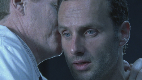 [b][u][i]Day Eight.[/i][/u][/b] [b]What do 你 think Dr. Jenner whispered to Rick?[/b] Well, now we