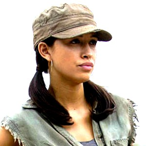 4. Who has the best hat? Rosita... strictly because I have one just like it. :p