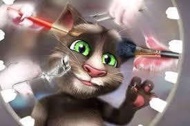 Eden سٹارلنگ, مینا I say Talking Tom,you think?