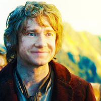 BILBO <333 Then Frodo, Samwise, Meriadoc, and Peregrin. I say enough, you think?