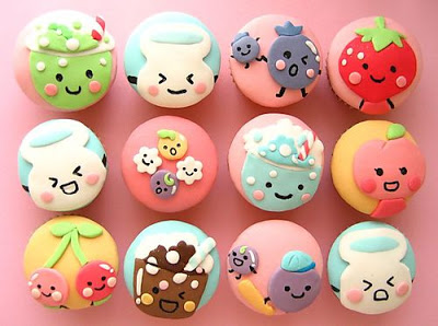 Cute cupcakes