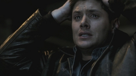 Dean Crying: